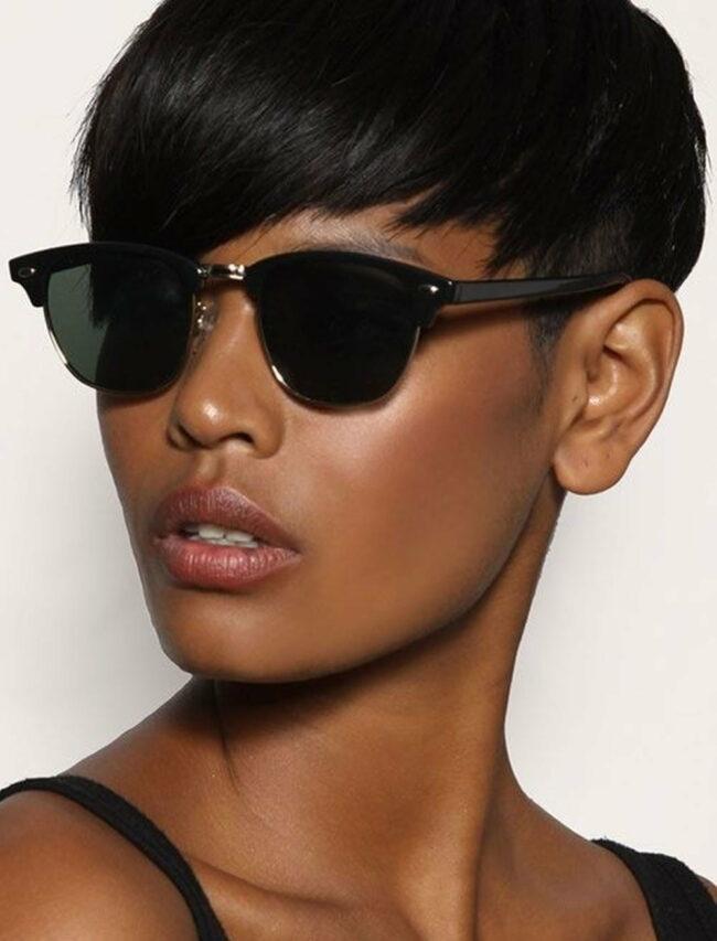 Black Women Pixie Hairstyle 2022