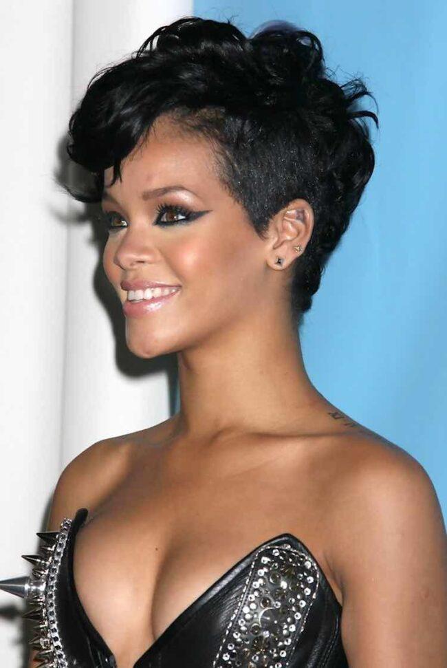Cropped Short Hair for Black Women